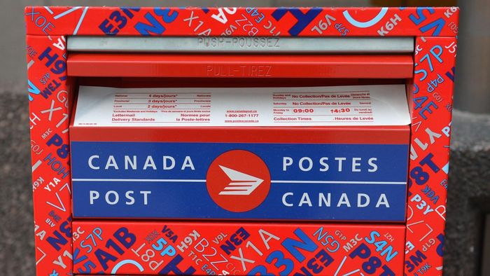 When Did Canada Begin Using Postal Codes for Mail Service?