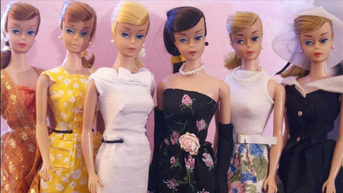 When Did the First Barbie Doll Come Out?