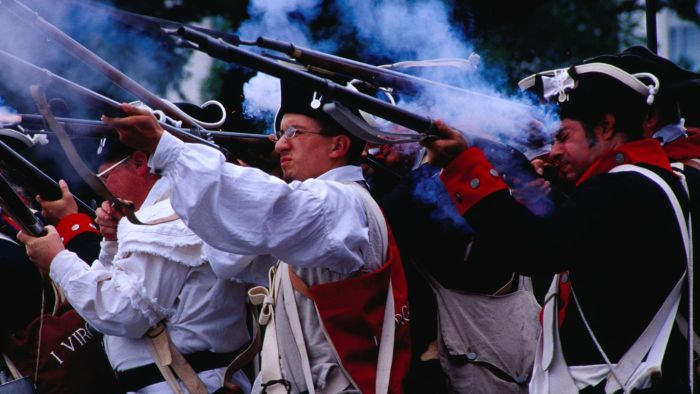 What Did Gunsmiths Make During Colonial Times?