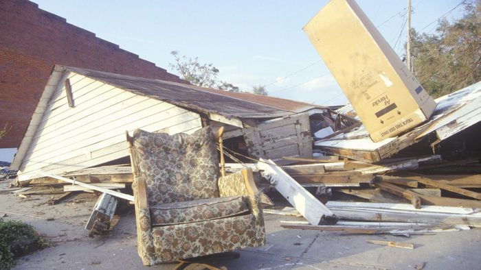 When Did Hurricane Andrew Hit?