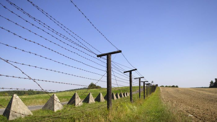 When Did the Iron Curtain Fall?