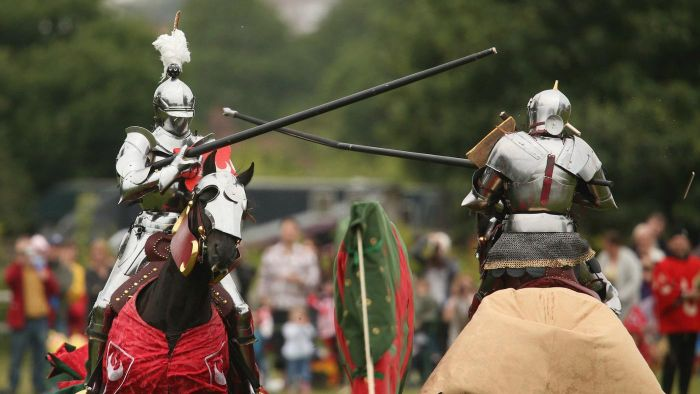 What Did Knights Wear During the Middle Ages?