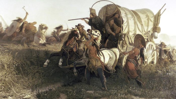 """How Did """"Manifest Destiny"""" Affect Native Americans?"""