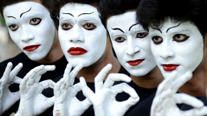 Where Did Mimes Originate?