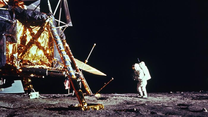 How did NASA know it was safe to land on the moon?