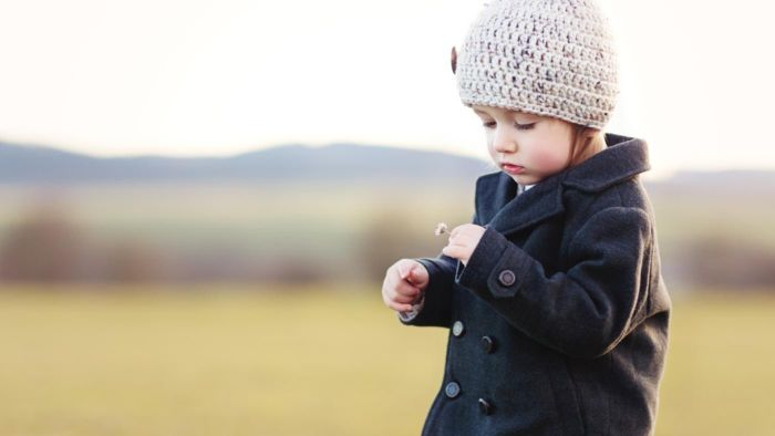 How did the pea coat get its name?