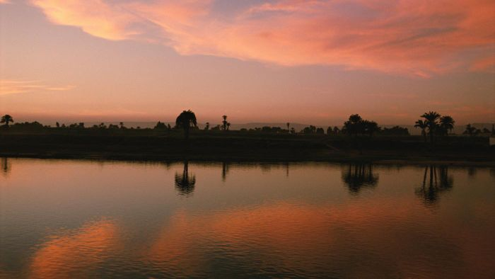 Why Did People Live Near the Nile River?