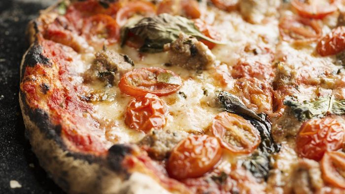 Where Did Pizza Come From Originally?