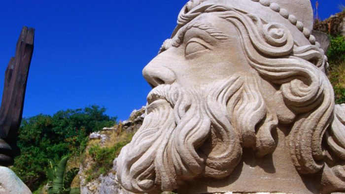Where did Poseidon come from?