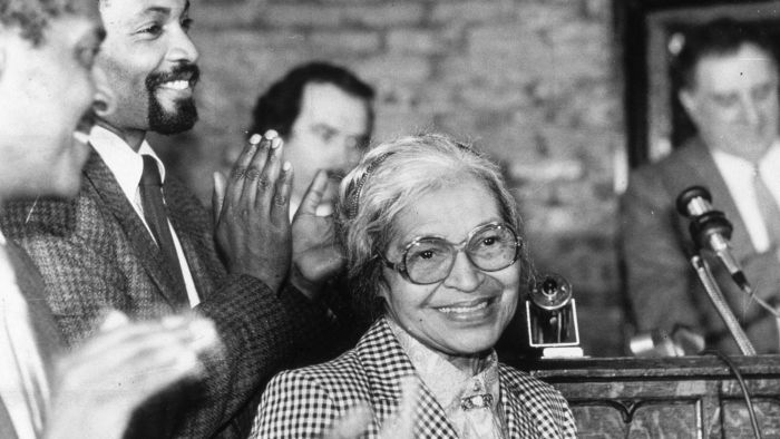 Where Did Rosa Parks Go to College?