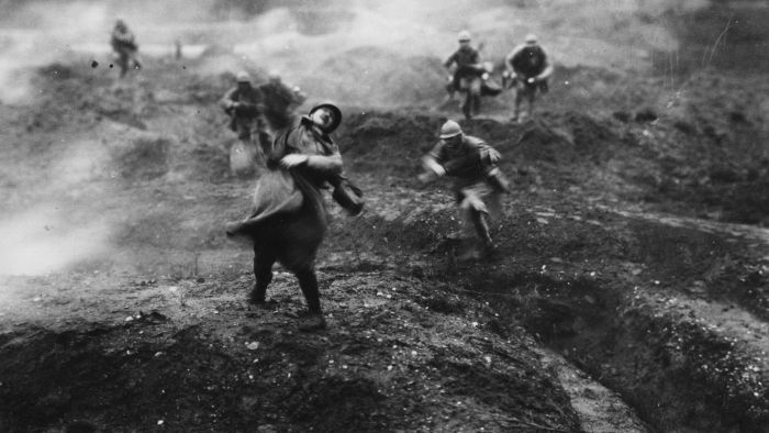 Why Did a Stalemate Develop on the Western Front?