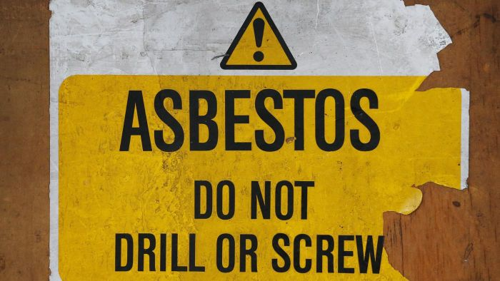 When did they stop using asbestos in buildings?