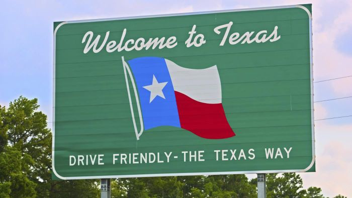 How Did Texas Get Its Name?