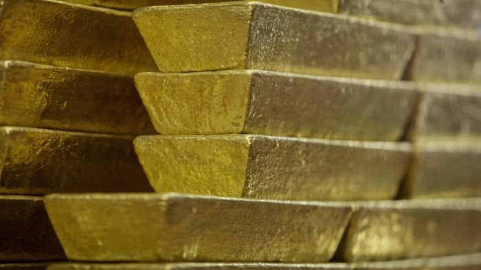 When did the U.S. stop using the gold standard?