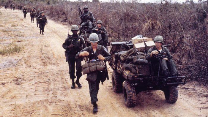 Why Did the United States Get Involved in Vietnam?
