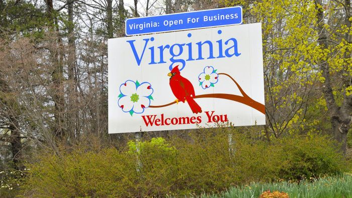 When Did Virginia Become a State?