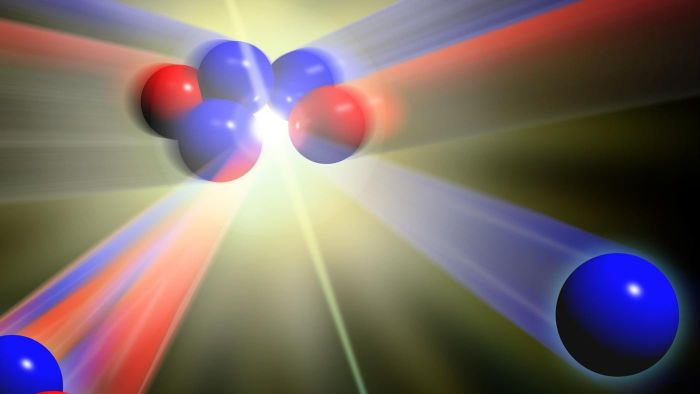 What is the difference between atoms, ions and isotopes?