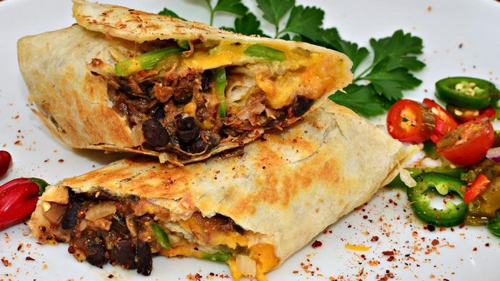 What Is the Difference Between a Burrito and a Chimichanga?