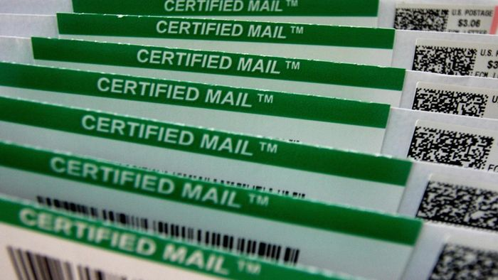 What Is the Difference Between Certified and Registered Mail?
