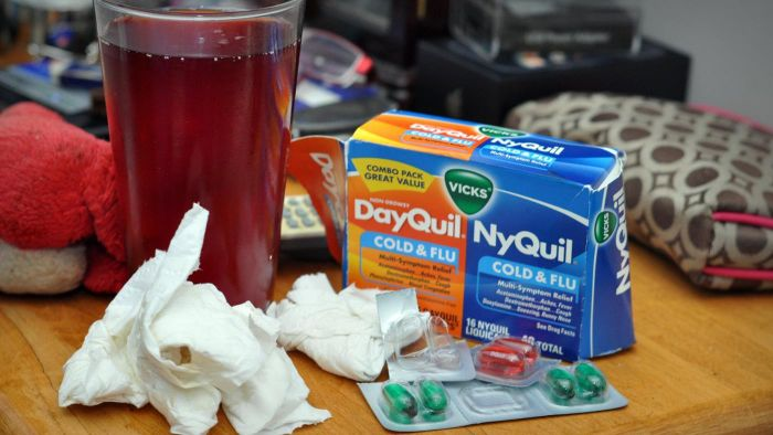 What Is the Difference Between DayQuil and NyQuil?