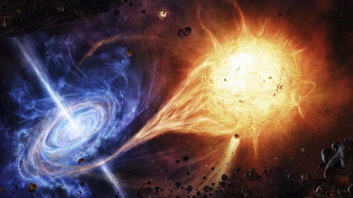 What Is the Difference Between a Nova and a Supernova?