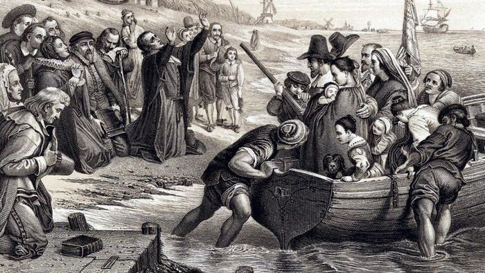 What is the difference between the Pilgrims and Puritans?