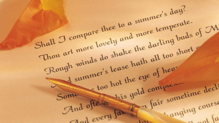 What is the difference between poetry and prose?