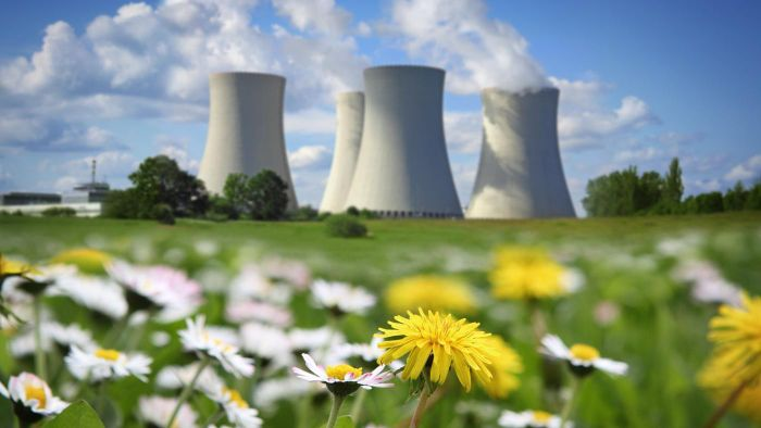 Who Discovered Nuclear Power?