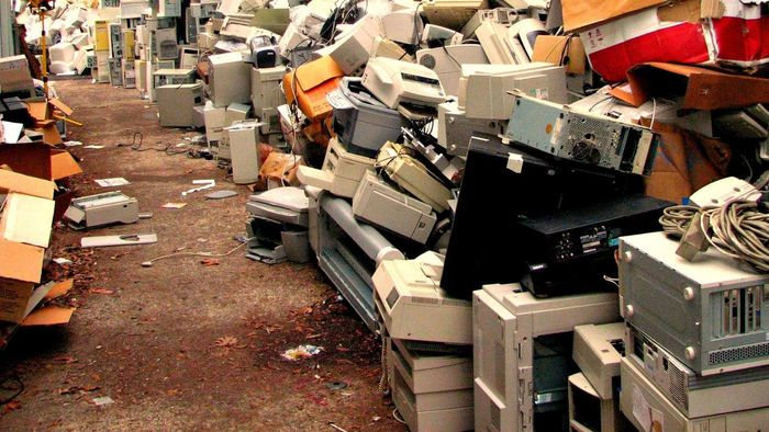How Do You Dispose of Old Computers?