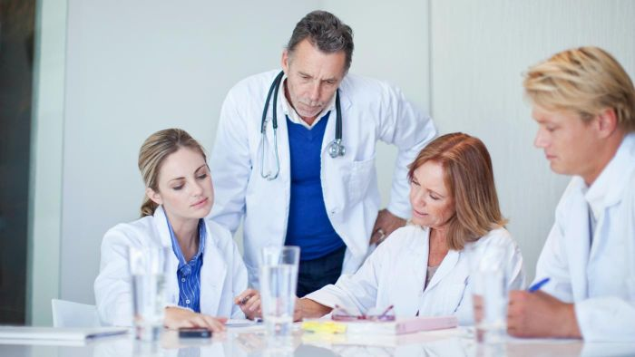 Do Doctors Undergo Performance Reviews?
