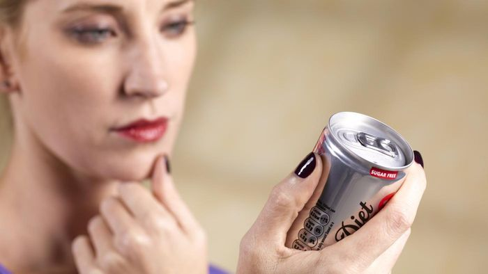 Does diet soda slow your metabolism?