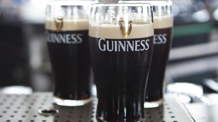 Does Guinness contain gluten?