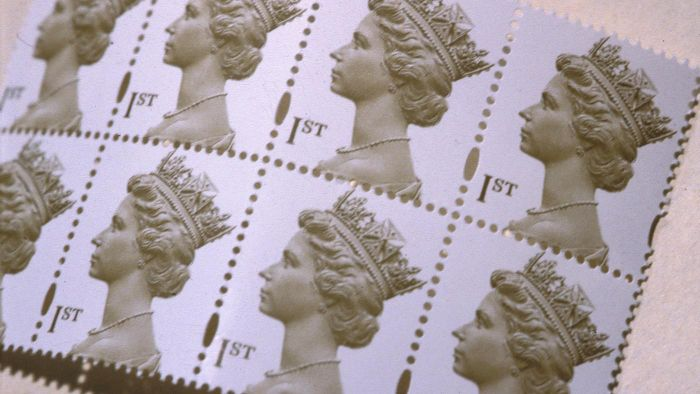 Why Don't British Stamps Have Their Value Printed on the Front?
