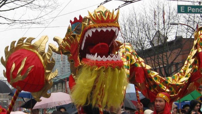 What Does The Dragon Symbolize In Chinese Culture Reference