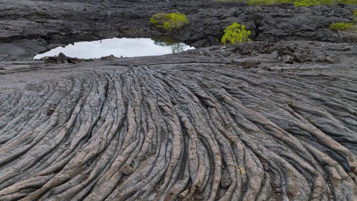 What Is Dry Lava Called?