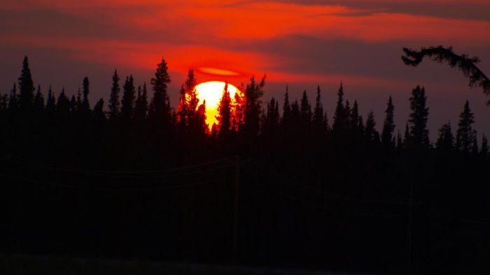 During What Months of the Year Is Alaska Dark?