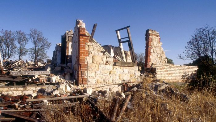 How do earthquakes effect the environment?