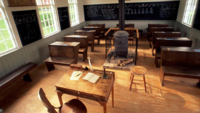 What Was Education Like in Colonial Rhode Island?