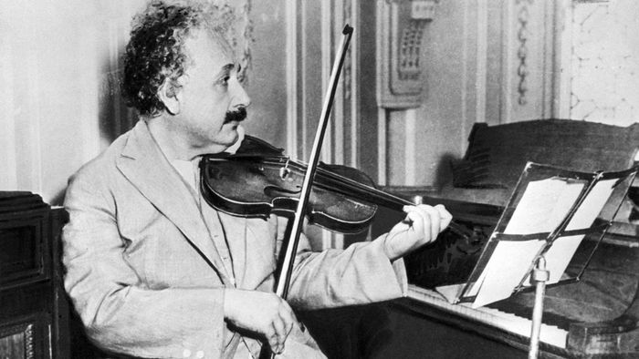 Was Einstein's Brain Larger Than Average?