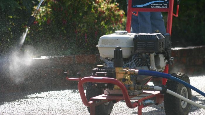 What Is an Electric Pressure Washer?