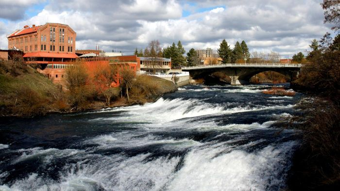 What Is the Elevation of Spokane, Washington?