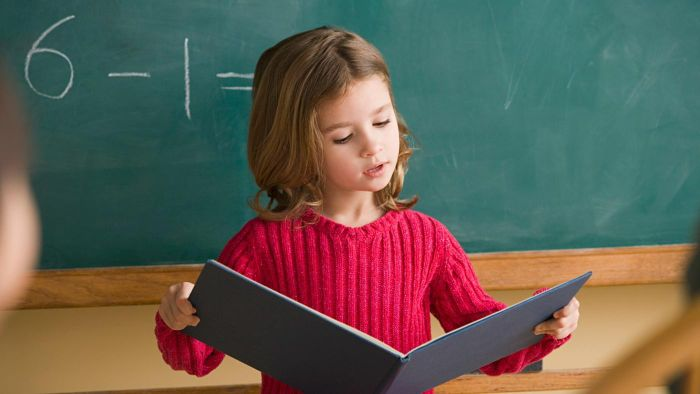 What Is an Example of First Grade Homework?