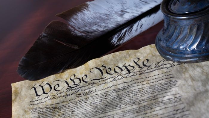 What Are Some Examples of Constitutions?