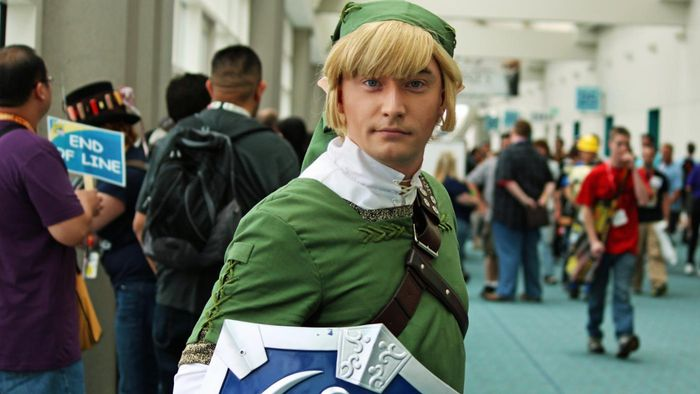 What Are Some Examples of Link Cosplay?
