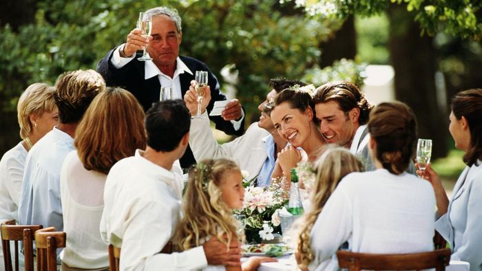 What Are Examples of Father of the Bride Speeches?
