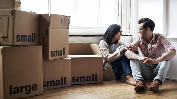 What are the expenses besides rent and rental bonds when moving out of a home?