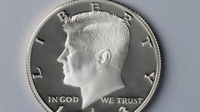 Whose Face Is on the 50-Cent Coin?