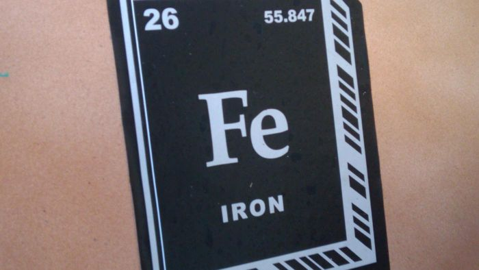 What Family Does Iron Belong To?