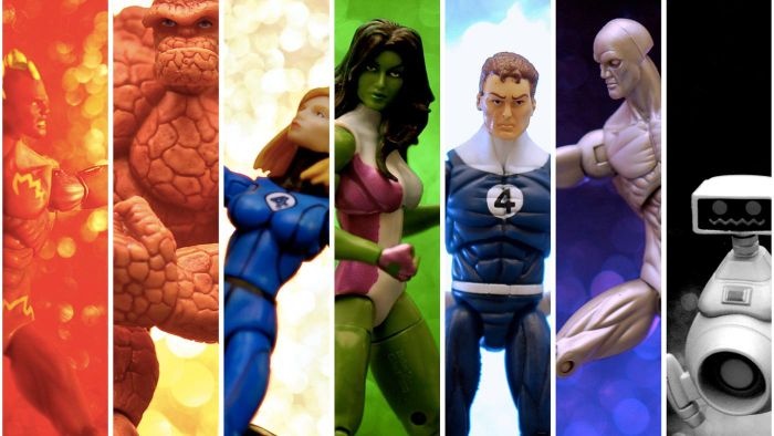 "What Characters Make up the ""Fantastic Four?"""