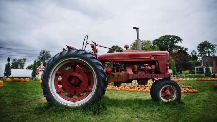 Where Are Farm Tractor Auctions?